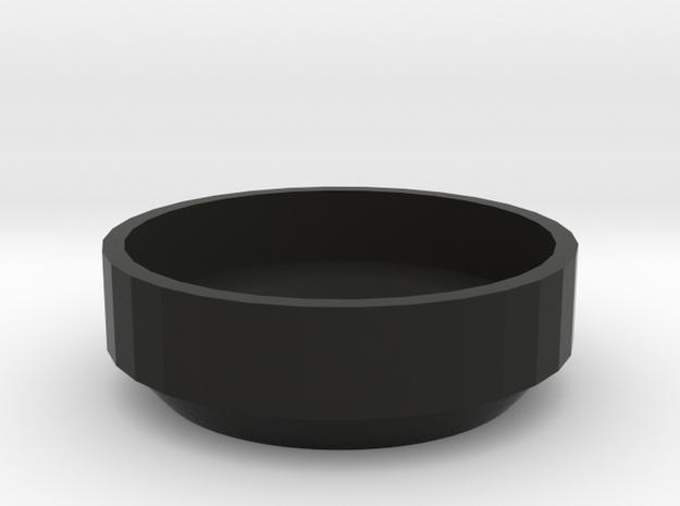 ThermosSeatForStl12Size110 in Black Natural Versatile Plastic