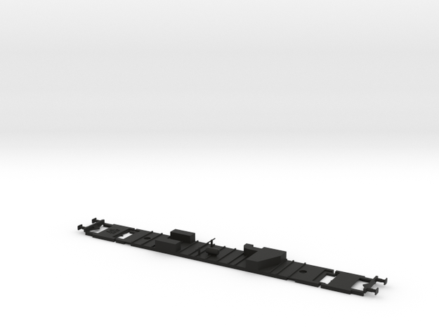 #21C - 51 81 50-40 100 Untergestell in Black Natural Versatile Plastic