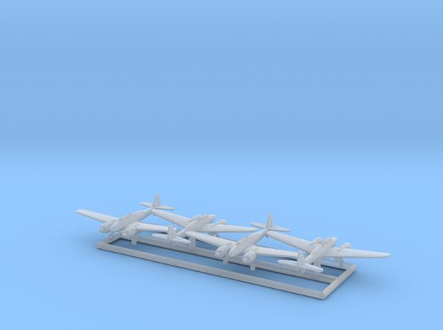 1/700 J1N1-C KAI 'Irving' w/Gear x4 (FUD) in Smooth Fine Detail Plastic
