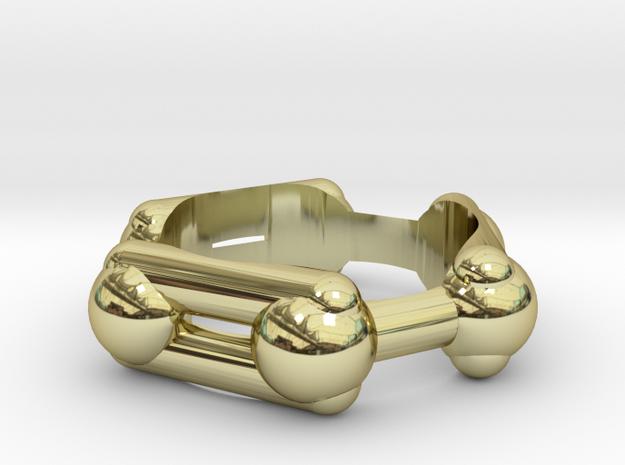 Benzene Ring Molecule Ring 3D