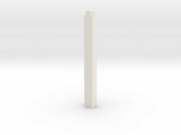 West Wing Wall Pillar
