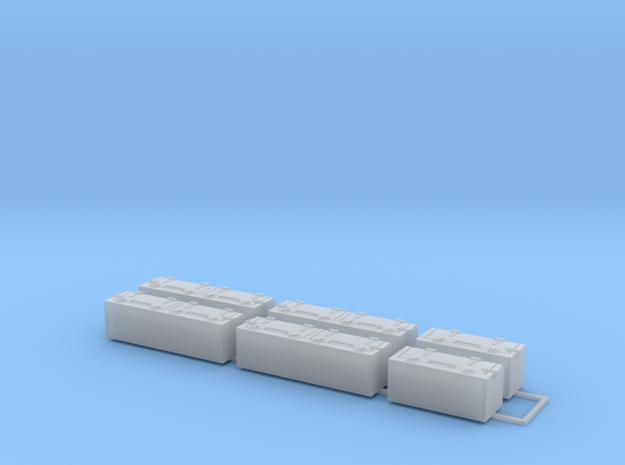 ESM990401 in Smoothest Fine Detail Plastic