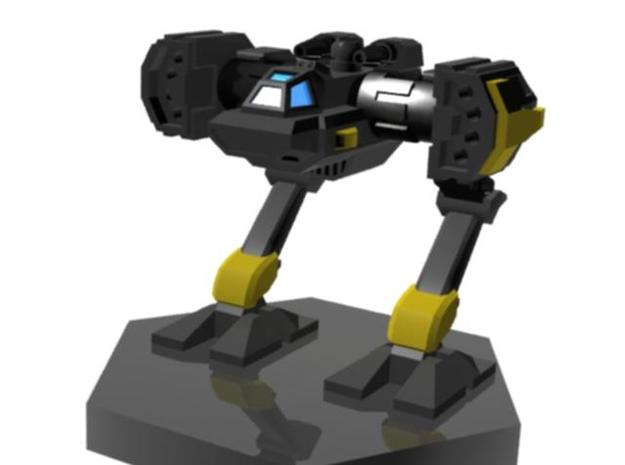SSUK - OW3-X Oscar X 3d printed OW3-X (hexbase not included)