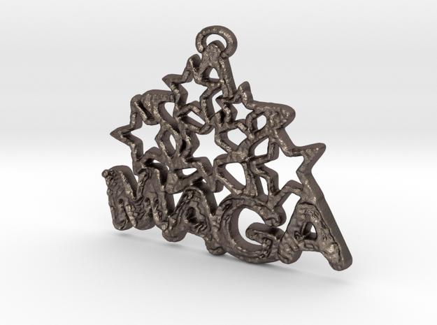 MAGA & Stars Pendant
