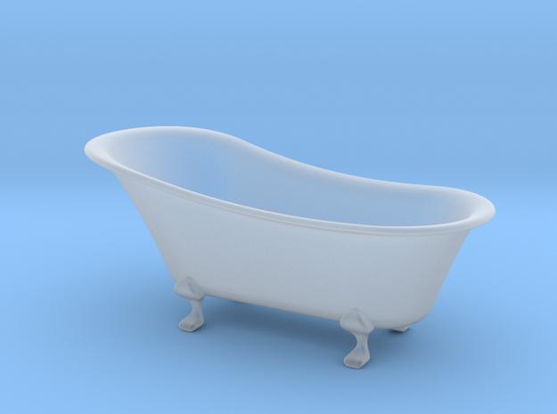 bathtub 1-24  in Smoothest Fine Detail Plastic