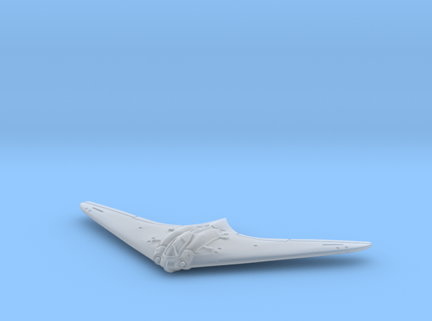 Horten Ho 229 1/285 6mm scale in Smooth Fine Detail Plastic