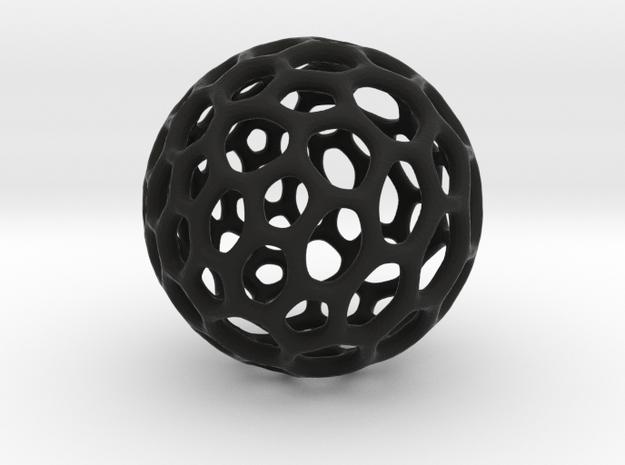 Gaia Nena (from $15) in Black Premium Versatile Plastic