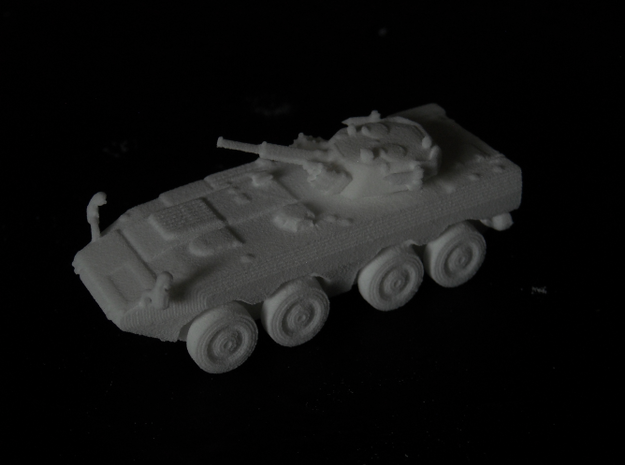 MG144-CH02 ZBL-09 Snow Leopard APC 3d printed Model in WSF