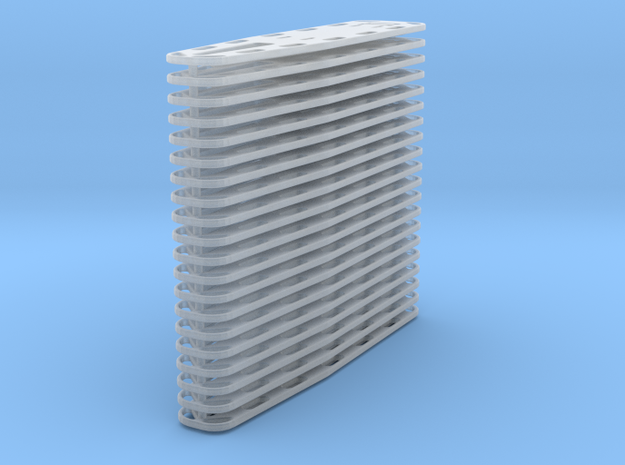 1-72_spineboards in Smooth Fine Detail Plastic