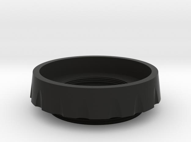 Canon Demi-C 50mm SD lens to M39 Adapter in Black Natural Versatile Plastic