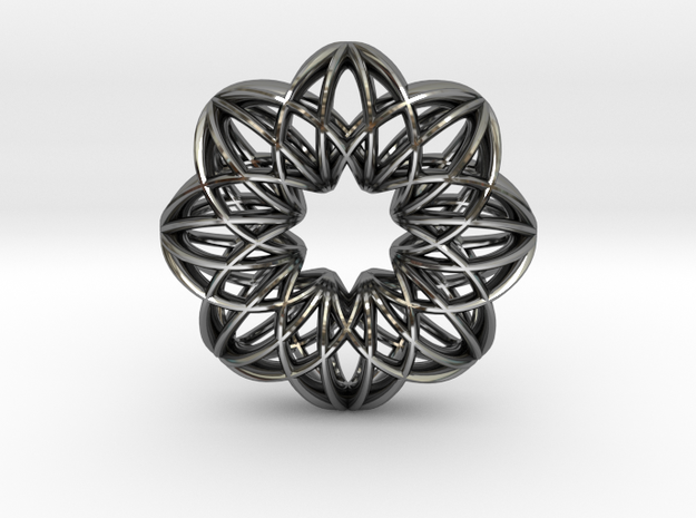 Magic-8h (from $12) in Fine Detail Polished Silver