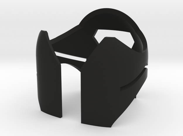 Google Home Mini Stand in Black Natural Versatile Plastic