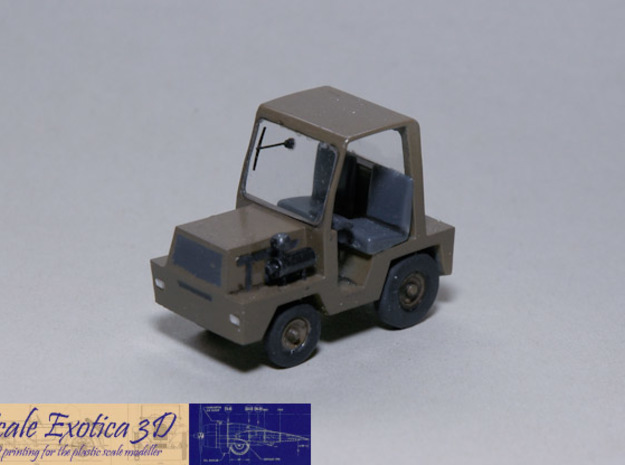 1/72 ATA Tractor in Smoothest Fine Detail Plastic