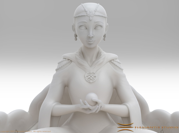 The Childlike Empress Statuette 7cm