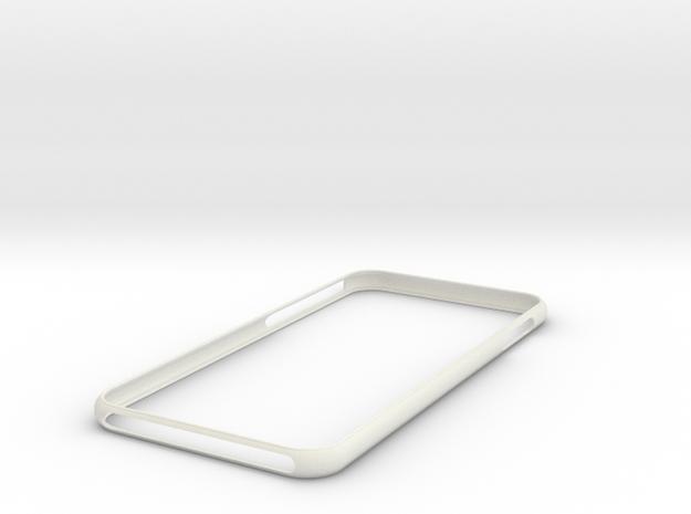 IPhone 8 +Plus   Bumper    NEW  ! in White Natural Versatile Plastic