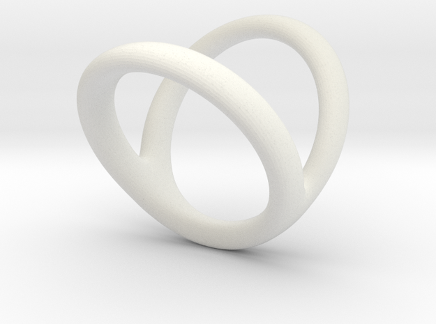 Ring 4 for fergacookie D1 2 D2 3 1-2 Len 18 in White Natural Versatile Plastic