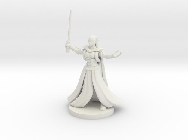 Blind Elven Sorceress