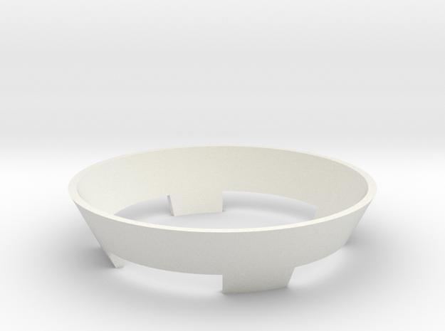 Base_feet_v1 in White Strong & Flexible