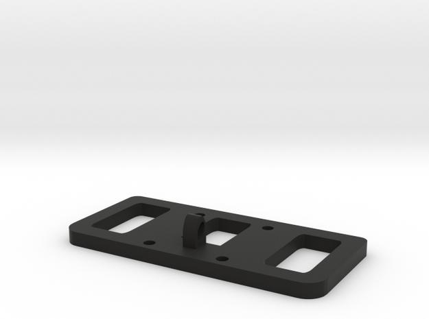 Mavic Pro/Platinum Tablet Mount v4 top in Black Strong & Flexible