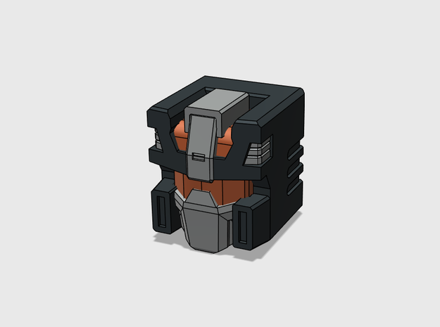 Combat Tank Head for CW Rook