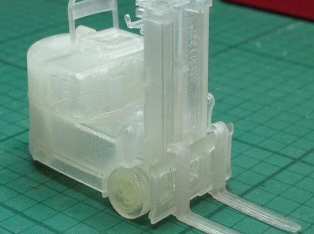 Gabelstapler Still Muli 1:45 3d printed Vor dem Reinigen mit Spüli & 70°C Wasser