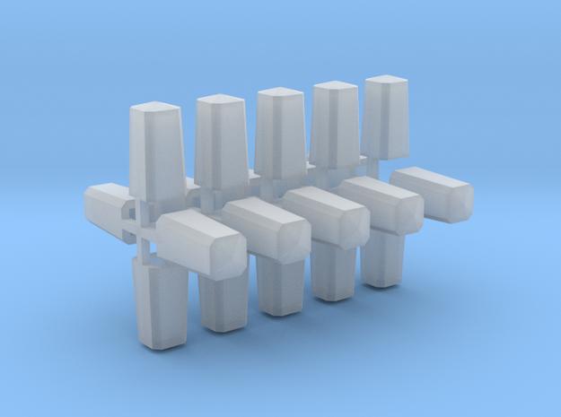 Meilenstein 20er Set 1:100 in Smooth Fine Detail Plastic