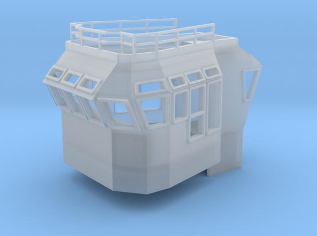 Bridge Supersructure 1/144 fits Harbor Tug