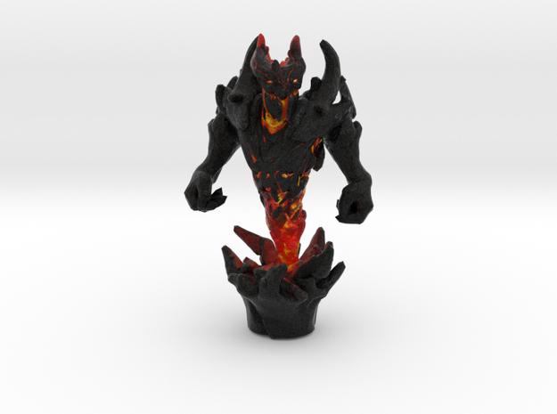 Shadow Fiend (Demon eater arcana) in Full Color Sandstone