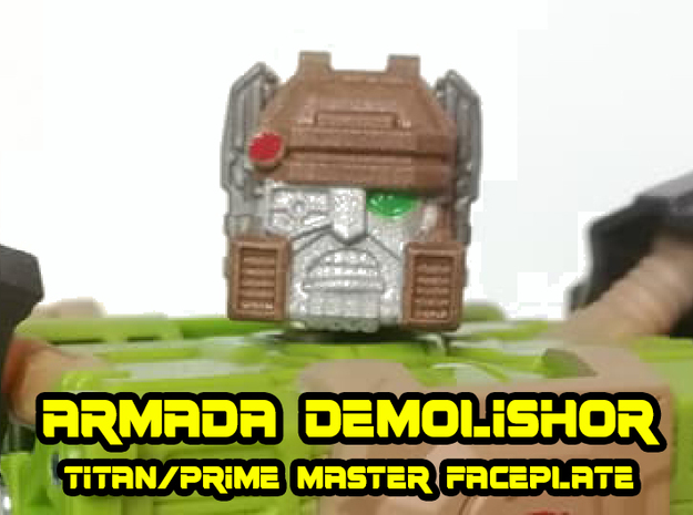 Demolishor Face (Titans Return)