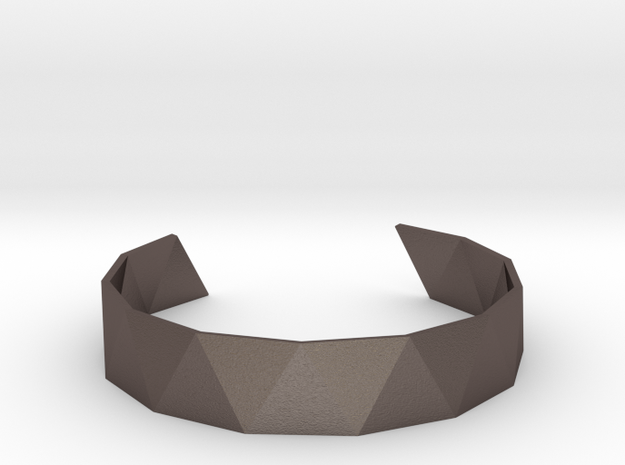 Triangle Facet Bracelet Sizes XS-XL
