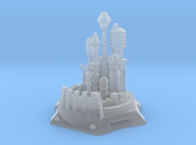 Bottle City of Kandor in Smooth Fine Detail Plastic