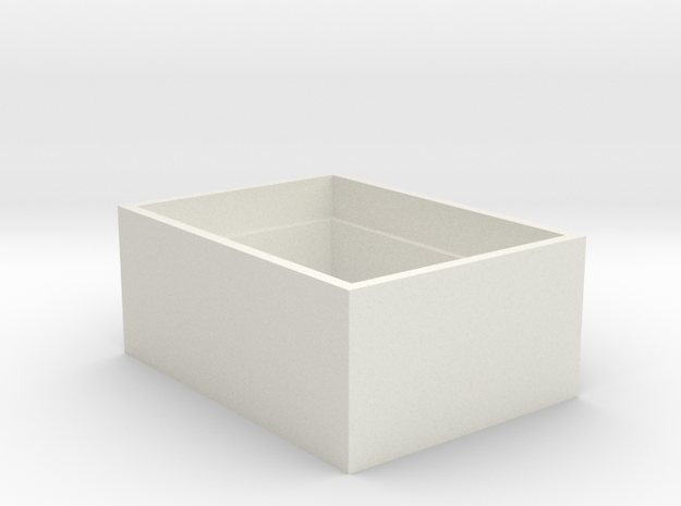 433-1136-ND Box in White Strong & Flexible