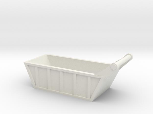 1:87 scale Bedding Box