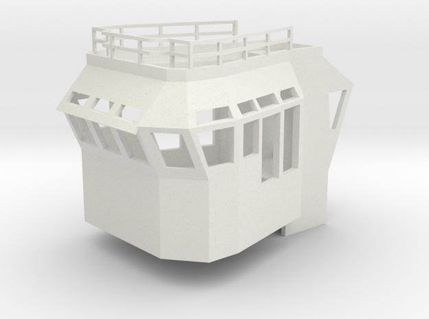 Basic Bridge Superstructure in 1/50 fits Harbor Tu