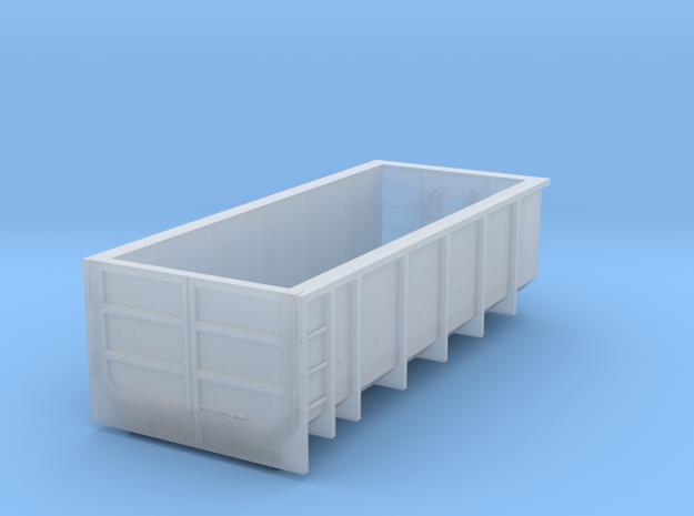 Växelflak 20 m2 1:160 in Smooth Fine Detail Plastic