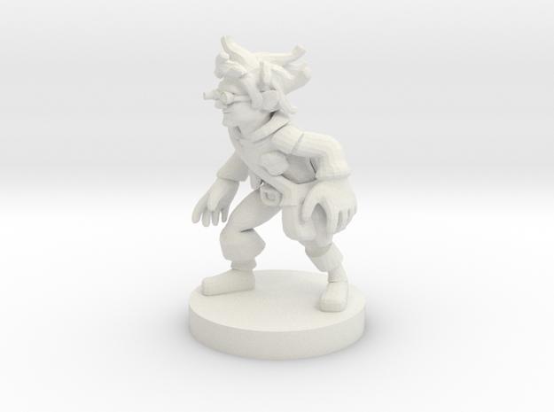 Gnome Steampunk Rogue