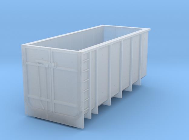 Växelflak 40 m2 1:160 in Smooth Fine Detail Plastic