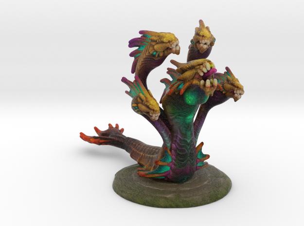 Venomancer (Corruption of the Virulent Krait) in Full Color Sandstone