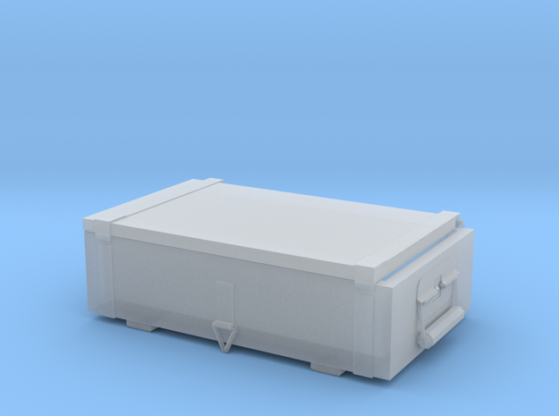 Ammo Box 1/35 in Smoothest Fine Detail Plastic