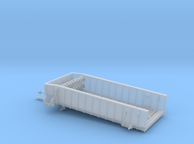 1/64 Silage Table in Smooth Fine Detail Plastic