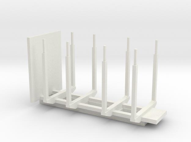 hout / holz / transporter for crane in White Natural Versatile Plastic
