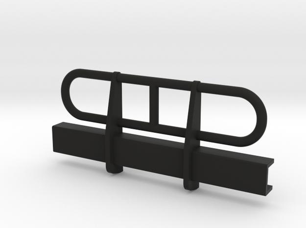 Marui Big Bear Front Bumper in Black Strong & Flexible