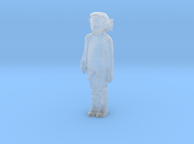 Printle C Kid 182 - 1/43 - wob in Smooth Fine Detail Plastic