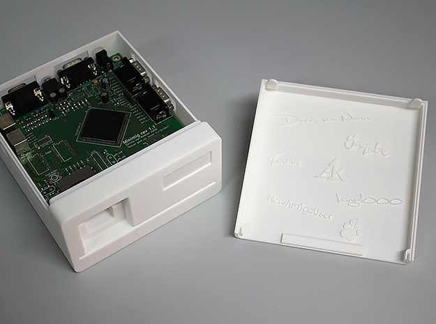 Minimig Case Mark-III 3d printed Minimig FPGA PCB not included!