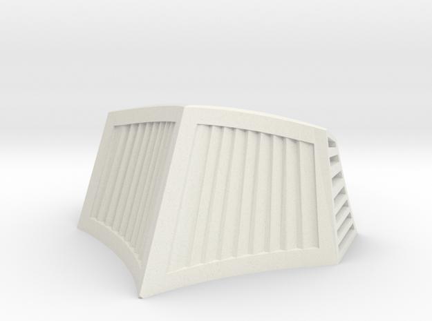 Tomy / Trackmaster Snowplough Type 1 Size 7 in White Natural Versatile Plastic