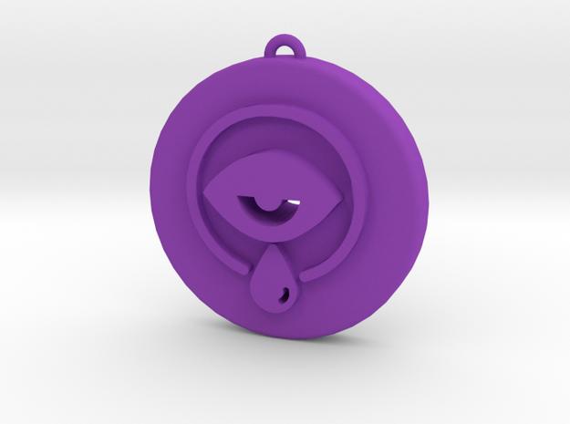 Bludhoney in Purple Processed Versatile Plastic