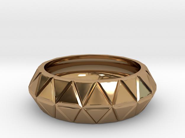 Tri Loop Ring