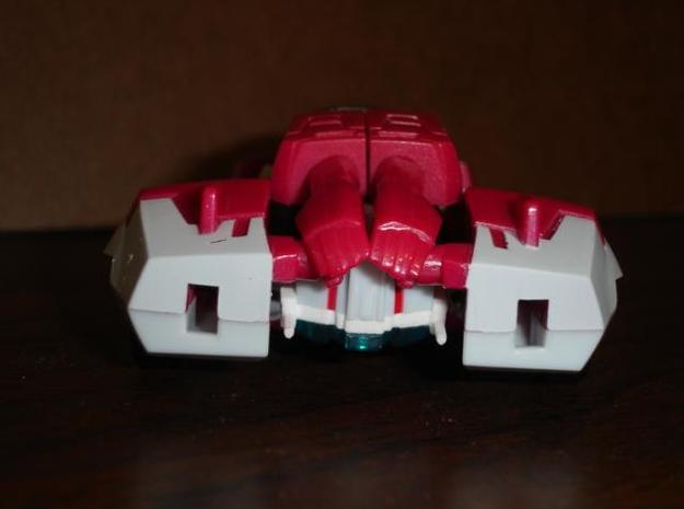 Sunlink - Ani Minerva G1 Style Ears  v1 3d printed Description