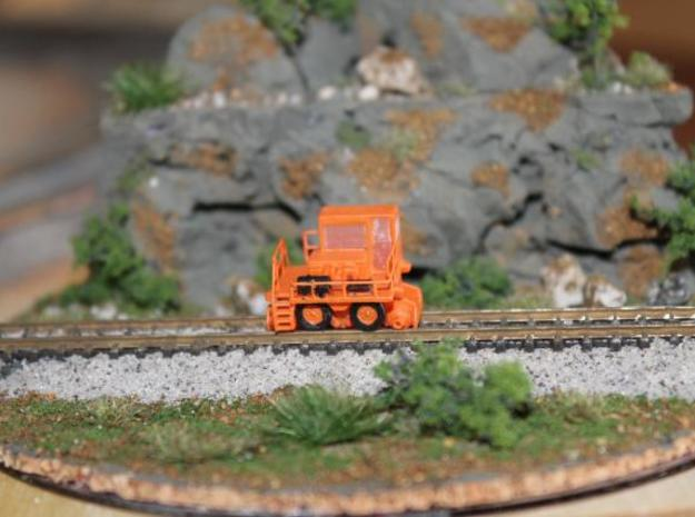 RailKing RK275 Railcar Mover - Zscale in Frosted Ultra Detail