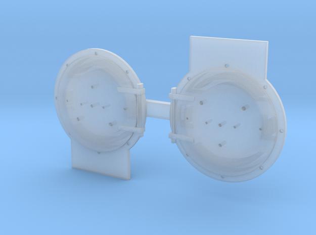 83_10 Rauchkammertuer in Smoothest Fine Detail Plastic
